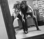 Ma meilleure amie , je l'aime plus que tout .