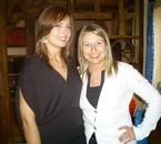Moi et ma soeur.