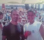 mwa et le champion du monde de boxe
