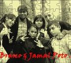 Mon Frelo préféré ( Brasco) & Mon Tonton Jamal (Jamal)