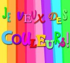 parce que j'aime les couleurs