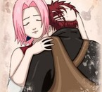 Sakura & Gaara
