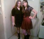 Aurore et moi