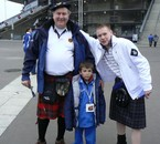 supportaire ecossais