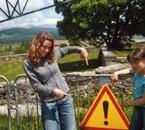 Hannah et Celia