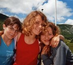 Celia, Hannah et moi