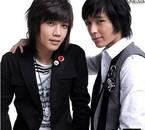 Won Bin & Jong Hun