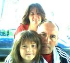 mes parent et ma soeur