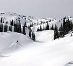 Canada en hiver