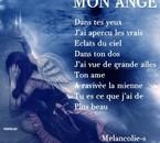 Mon ange !