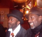 Saintrick et Youss Band au Café des artistes à Pigalle