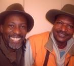 Saintrick & Zao au Galeries du Congo à Paris