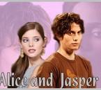 Tonron et tata as Alice et Jasper