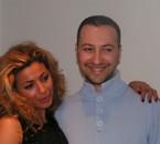 Avec Miss Amal