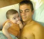 Mon homme et petit coeur