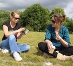 Breakfast in Hyde Park