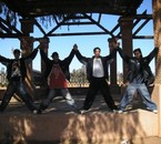 moi et mes amis zobir+mostapha+youness toujour hip hop