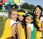 Selena au Disney Channel Games 2008