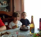 anniversaire de ma petite soeur ou de mon petit frere... !