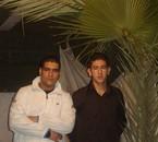 mes amies: a droit 3abdelhadi,a gauch salim
