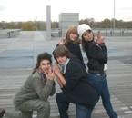 Ugo, Aurélien, Magalie &&' moi. Une longue histoire (L)