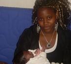 moi meme et mon bebe koi @ kk