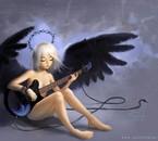 je suis un ange et un démon voila la façon que je midentifie