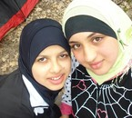me n my best friend (haneen)