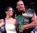 triple h et stephanie mcmahon