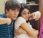 Zac et Vannessa ♥