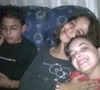 aicha and leila