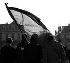 le drapeau noir...