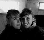 p'tite soeur PQT et moi