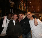 Dom Salus, Mar'K, Abdel 54, et Rudy le manouche