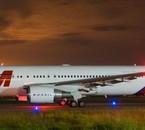 767-300ER à  SSA, Salvador