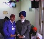 Mr.Charanjit S. Atwal Deputy Lok Speaker Parliament India