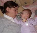 Moi et ma fille !!