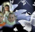 mes 3 petit ange