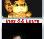 Inas & Laura. Les rappeuses Come Back avec leurs Nounours =D