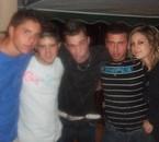 Dan's , Max&mess' , Mitch , Toto pazzo & Clémenté - K