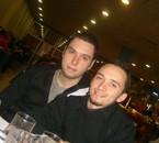 Kev et Aurélio, profs expérimentés de LSF...