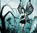 Dark Butterfly... la fée des rêves ?