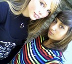 Moi & Ma petite Sarah =) Tu me manque