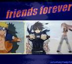 Amis pour toujours  quel que soit le destin