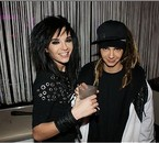 Bill et Tom Kaulitz