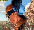 les rivaux Sasuke Naruto