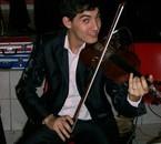 doukali au violon