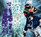 sasuke et kakashi