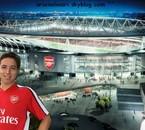 & Oai notre minot & devenu grand il jout mtn a l'emirates.S