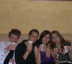the team ! Le bon vieu temps quoi ! =)